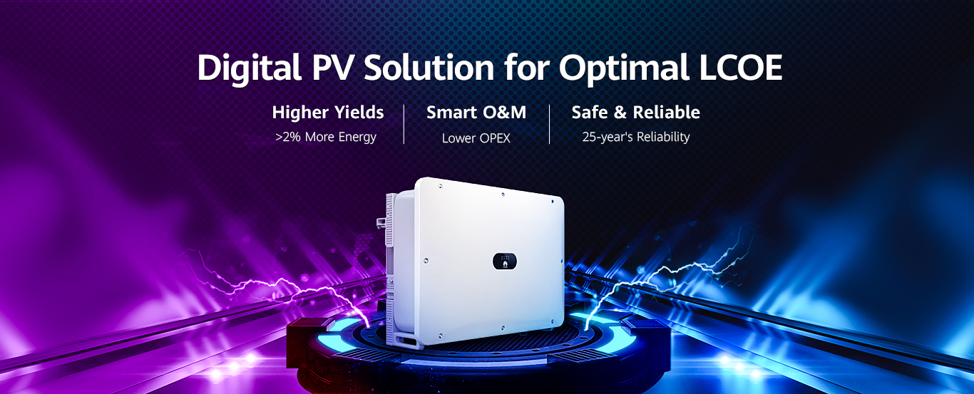 Huawei FusionSolar Smart PV Solution